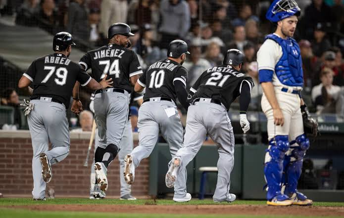 White Sox Home Opener 2020.Chicago White Sox Charged To Finish In First Place In 2020