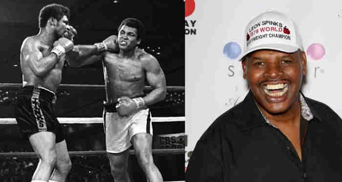 Former Heavyweight Champion, Leon Spinks Is Currently Hospitalized In Vegas