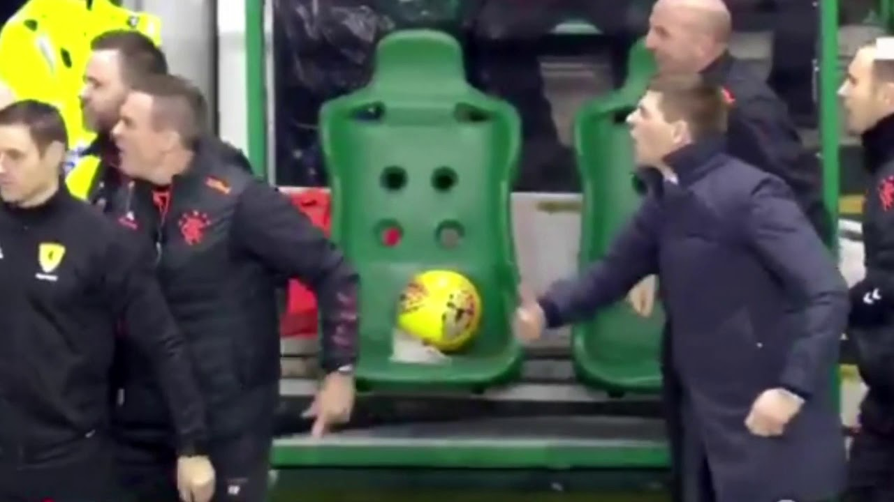 Rangers Boss Explodes After Horror Challenge On Borna Barisic