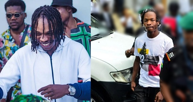Naira Marley May settle Out Of Court Over Alleged Car Theft