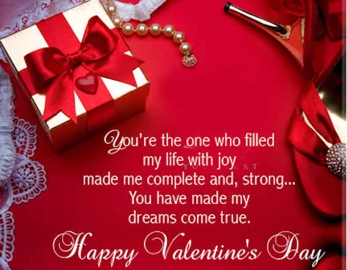 200+ Romantic Valentine's Day Messages To Your Loved Ones