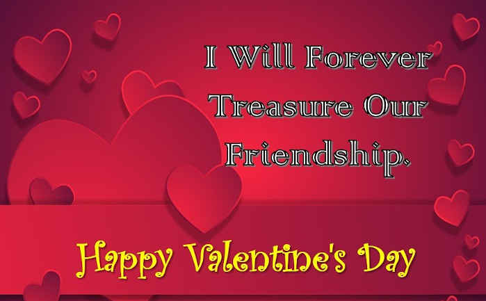 Happy Valentine's Messages For Friends