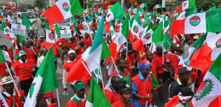 Anti-Labour Policies: NLC grounds business activities at CAC